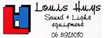 Louis Huys Sound & Light equipment